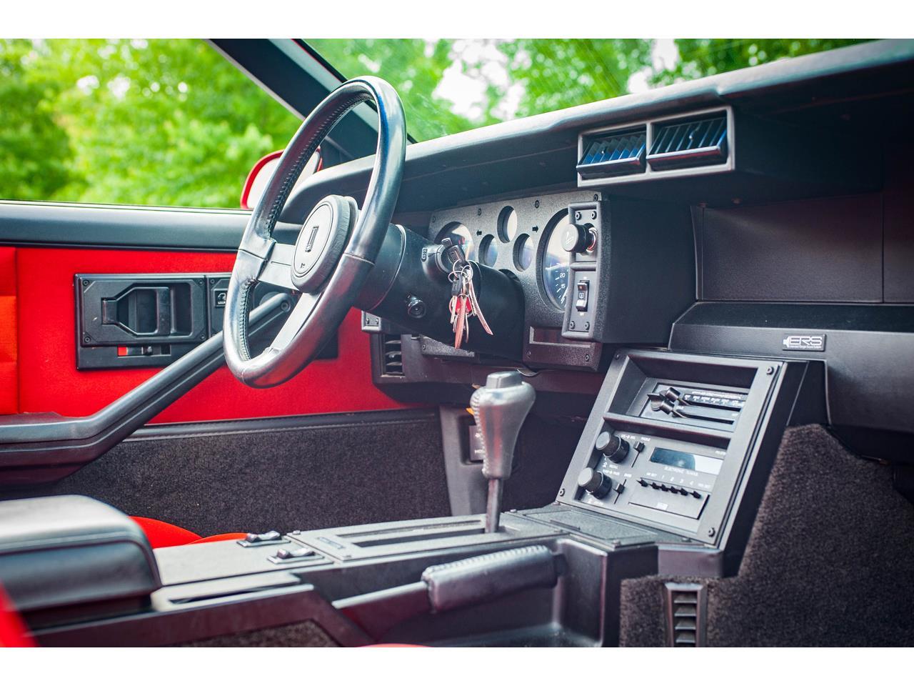Large Picture of 1984 Camaro located in Illinois - QB9Y