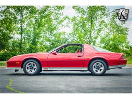 Picture of 1984 Chevrolet Camaro located in O'Fallon Illinois Offered by Gateway Classic Cars - St. Louis - QB9Y