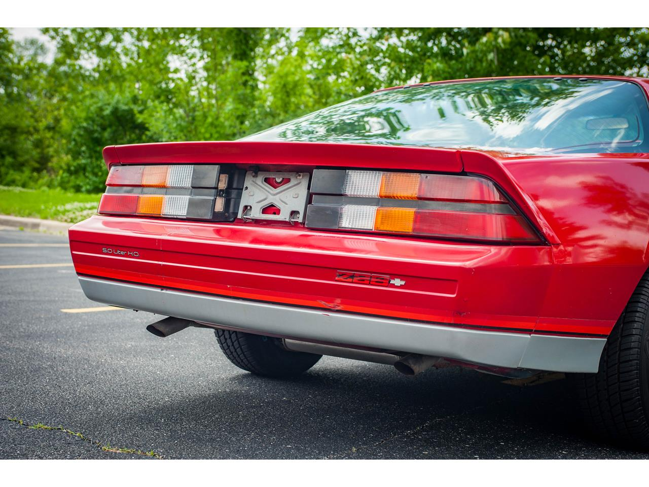 Large Picture of 1984 Camaro located in O'Fallon Illinois - $9,500.00 Offered by Gateway Classic Cars - St. Louis - QB9Y