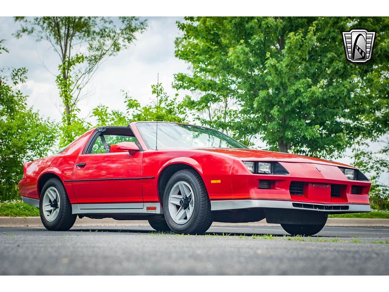 Large Picture of '84 Camaro - $9,500.00 Offered by Gateway Classic Cars - St. Louis - QB9Y