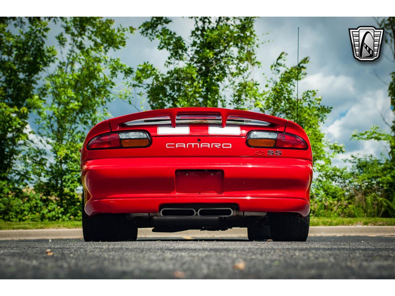 Large Picture of 2002 Chevrolet Camaro located in O'Fallon Illinois - $33,500.00 - QB9Z