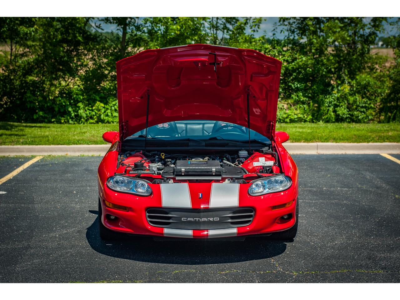 Large Picture of '02 Camaro located in Illinois - QB9Z