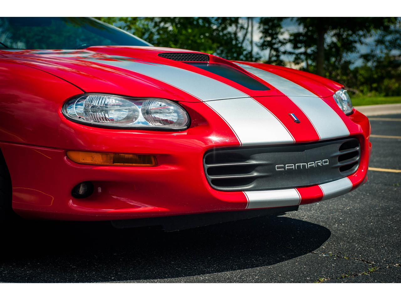 Large Picture of 2002 Camaro Offered by Gateway Classic Cars - St. Louis - QB9Z