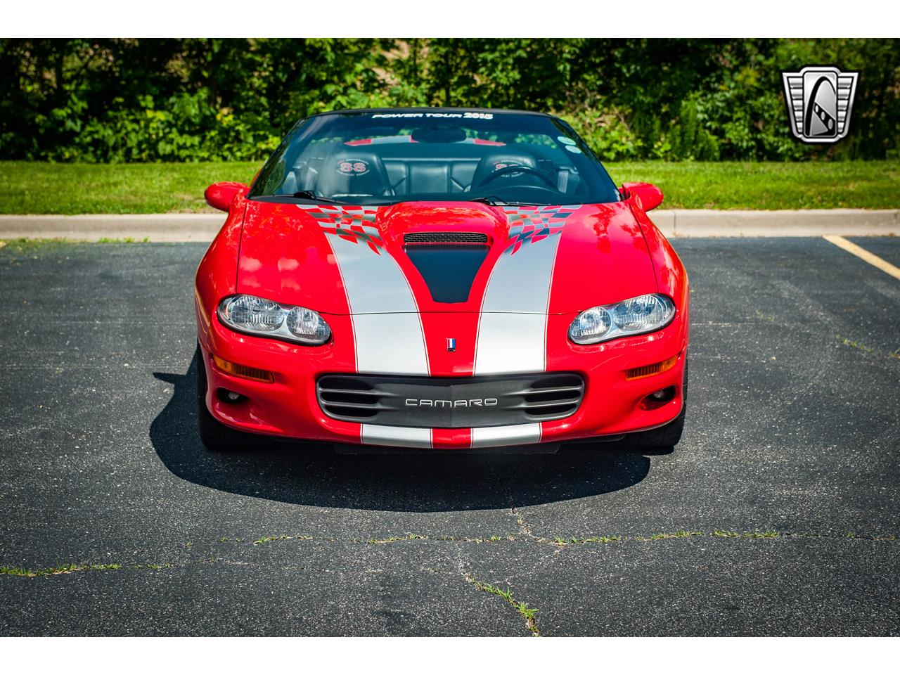 Large Picture of 2002 Camaro located in O'Fallon Illinois - $33,500.00 Offered by Gateway Classic Cars - St. Louis - QB9Z