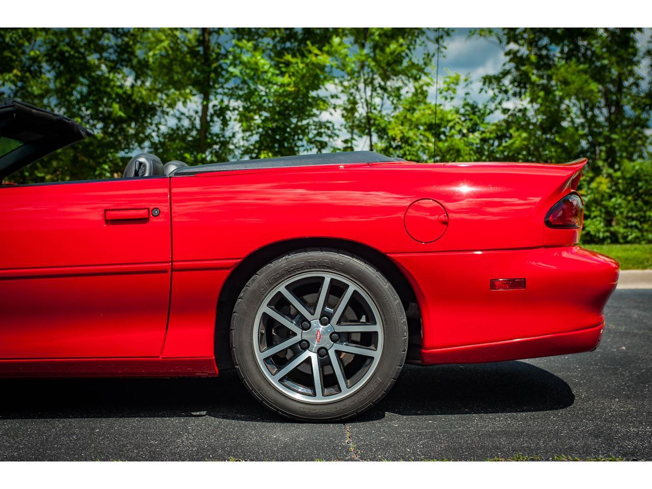 Large Picture of '02 Chevrolet Camaro located in O'Fallon Illinois - $33,500.00 - QB9Z