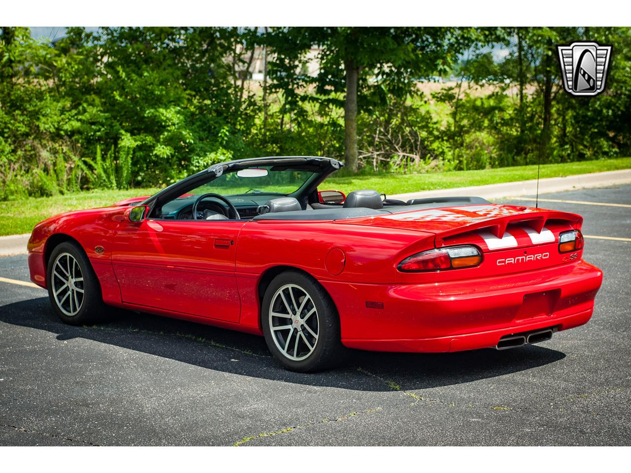 Large Picture of 2002 Chevrolet Camaro - QB9Z