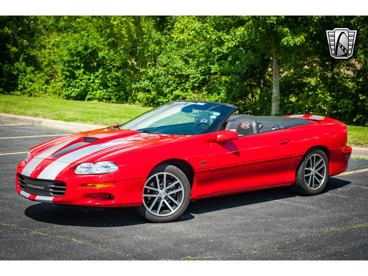 Large Picture of 2002 Chevrolet Camaro - $33,500.00 - QB9Z
