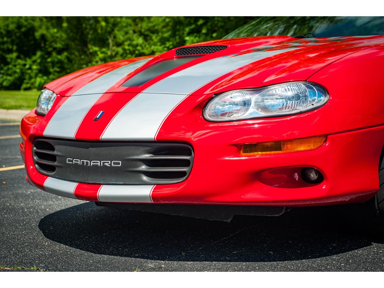 Large Picture of 2002 Chevrolet Camaro located in Illinois - QB9Z