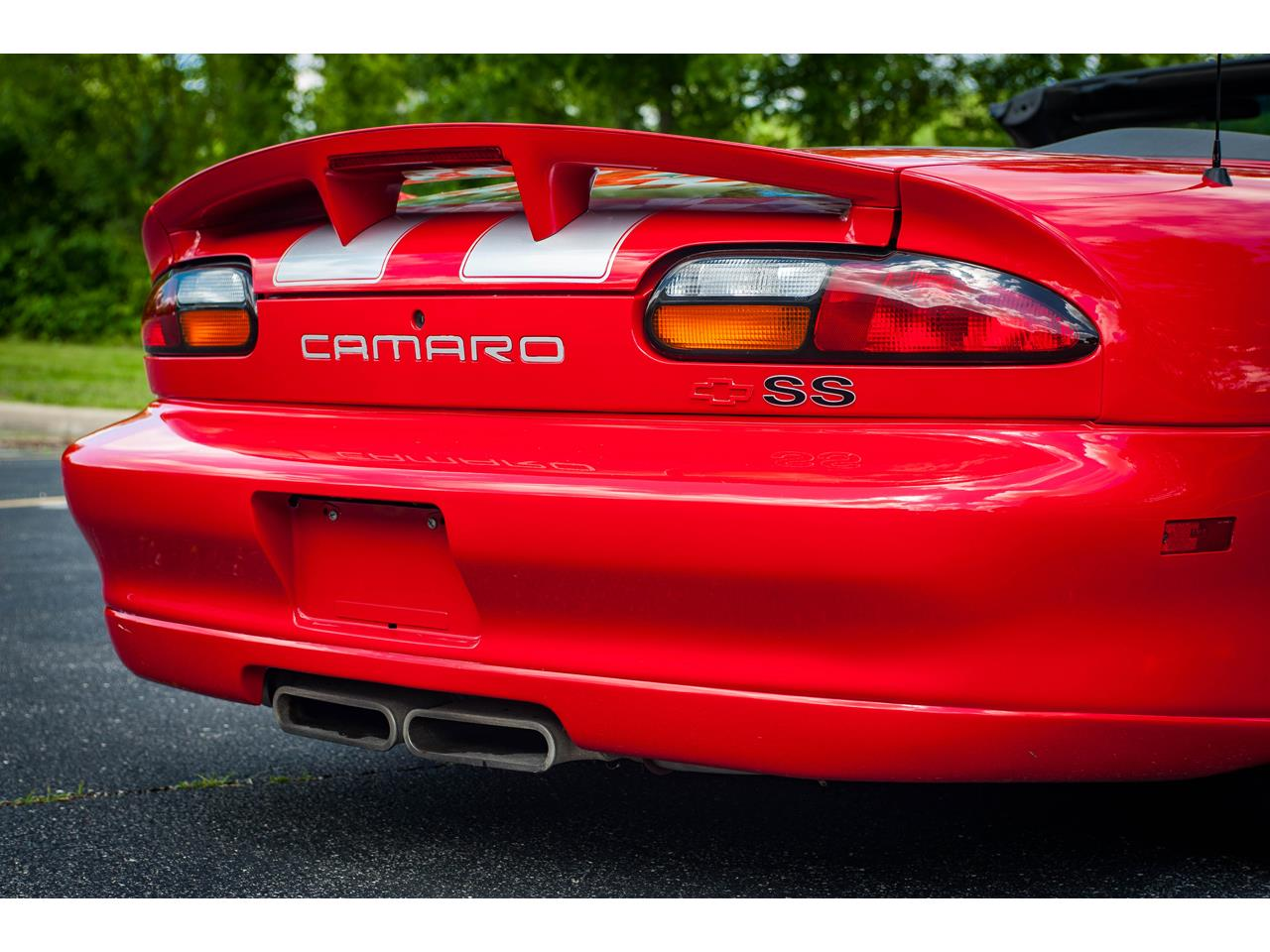 Large Picture of '02 Camaro located in Illinois Offered by Gateway Classic Cars - St. Louis - QB9Z
