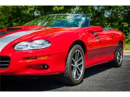 Picture of '02 Chevrolet Camaro located in Illinois Offered by Gateway Classic Cars - St. Louis - QB9Z