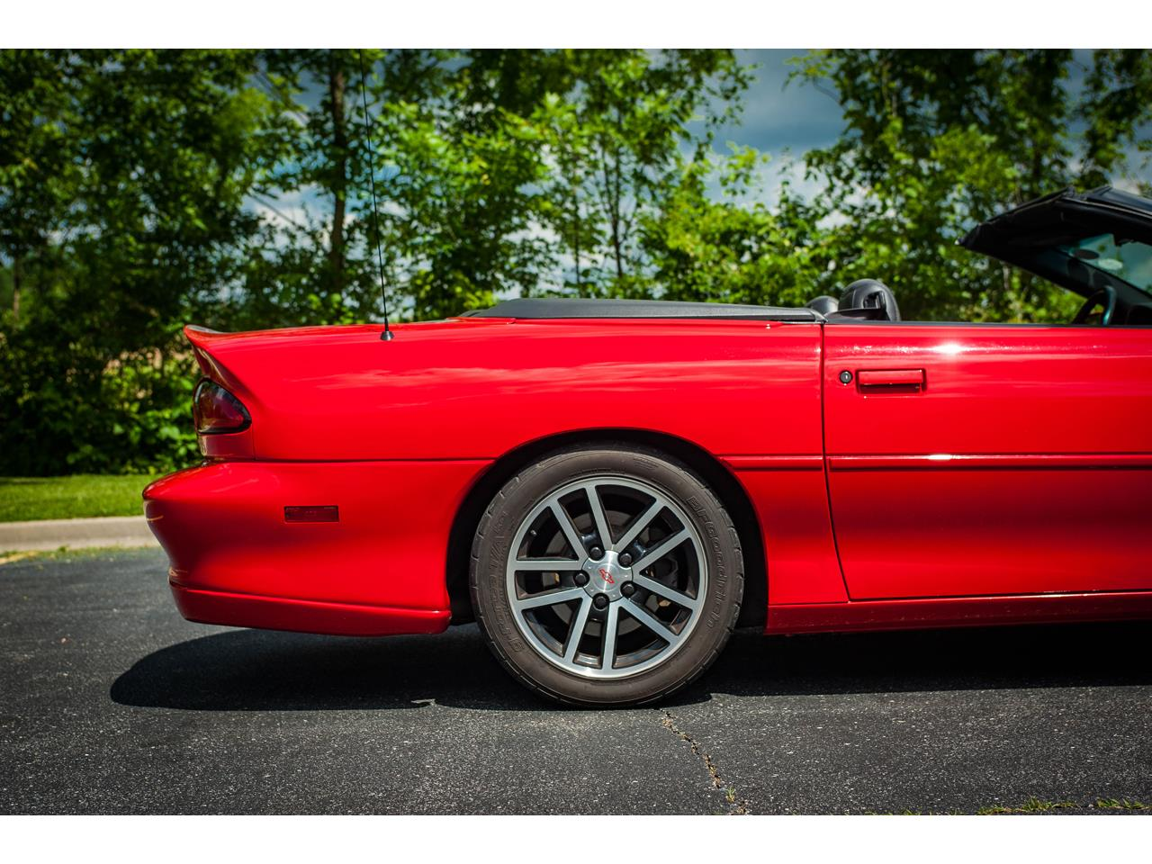 Large Picture of 2002 Camaro - $33,500.00 Offered by Gateway Classic Cars - St. Louis - QB9Z