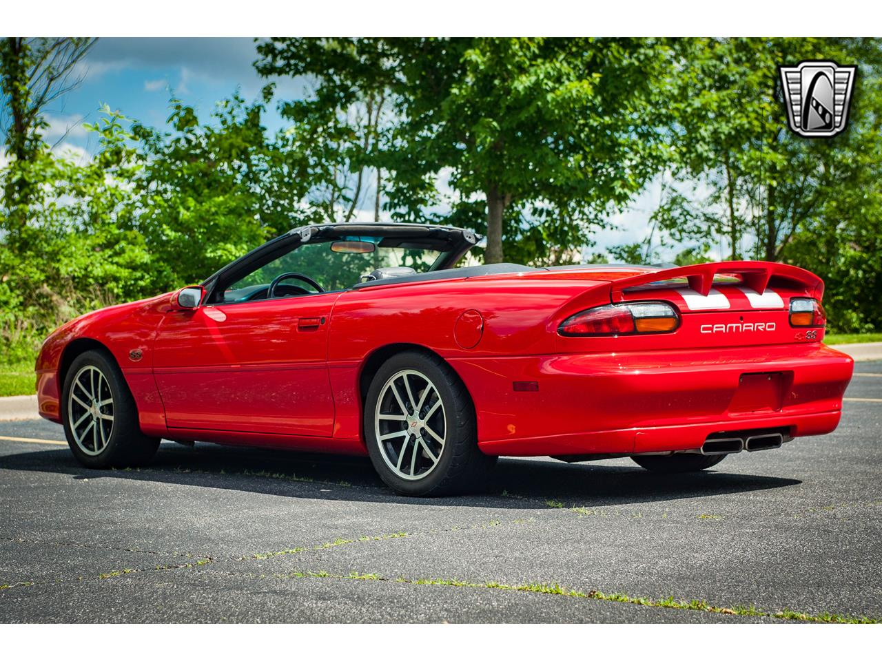 Large Picture of 2002 Chevrolet Camaro located in O'Fallon Illinois - $33,500.00 Offered by Gateway Classic Cars - St. Louis - QB9Z
