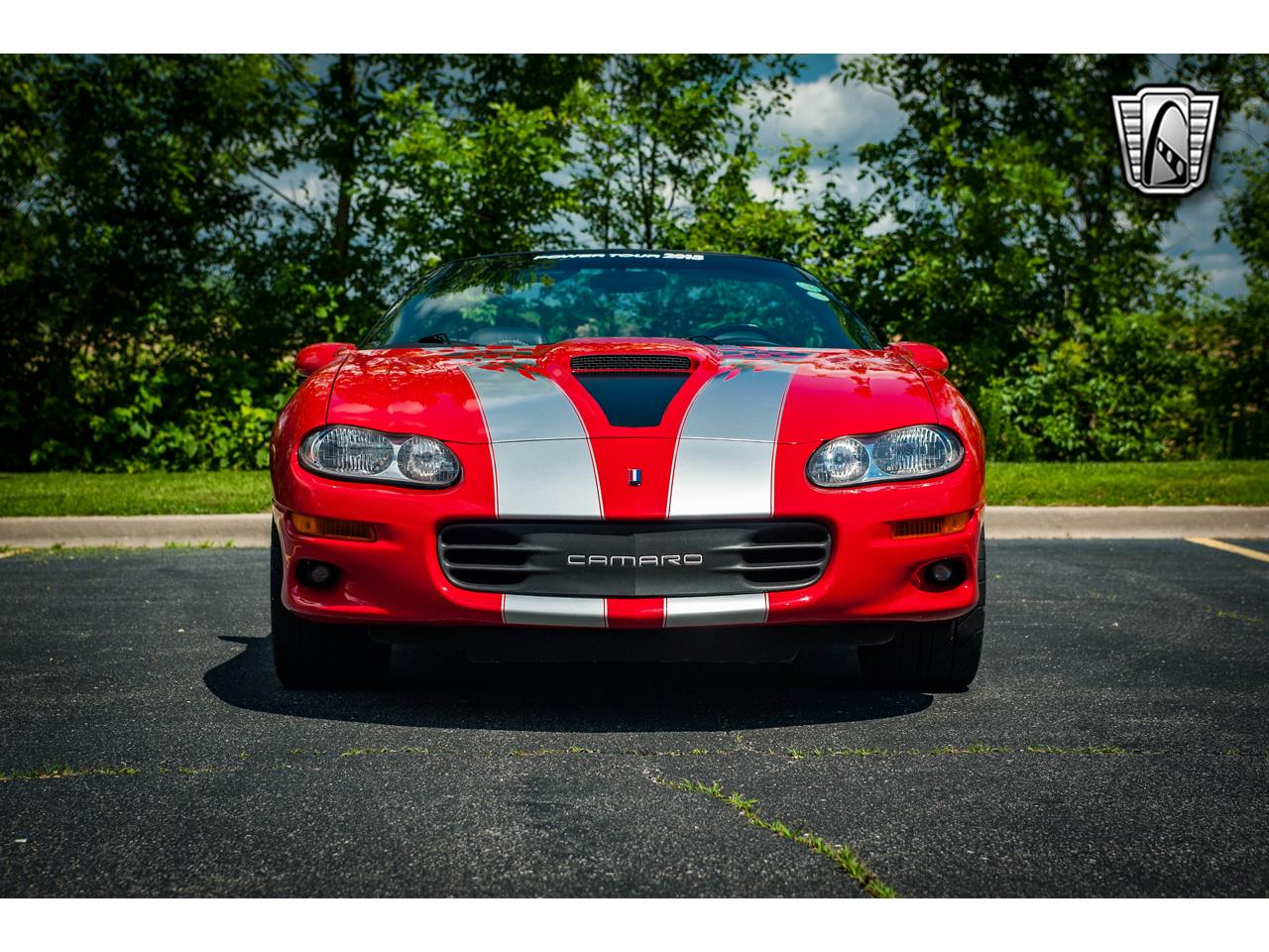 Large Picture of 2002 Camaro located in Illinois - QB9Z