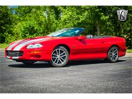 Picture of '02 Chevrolet Camaro - $33,500.00 Offered by Gateway Classic Cars - St. Louis - QB9Z