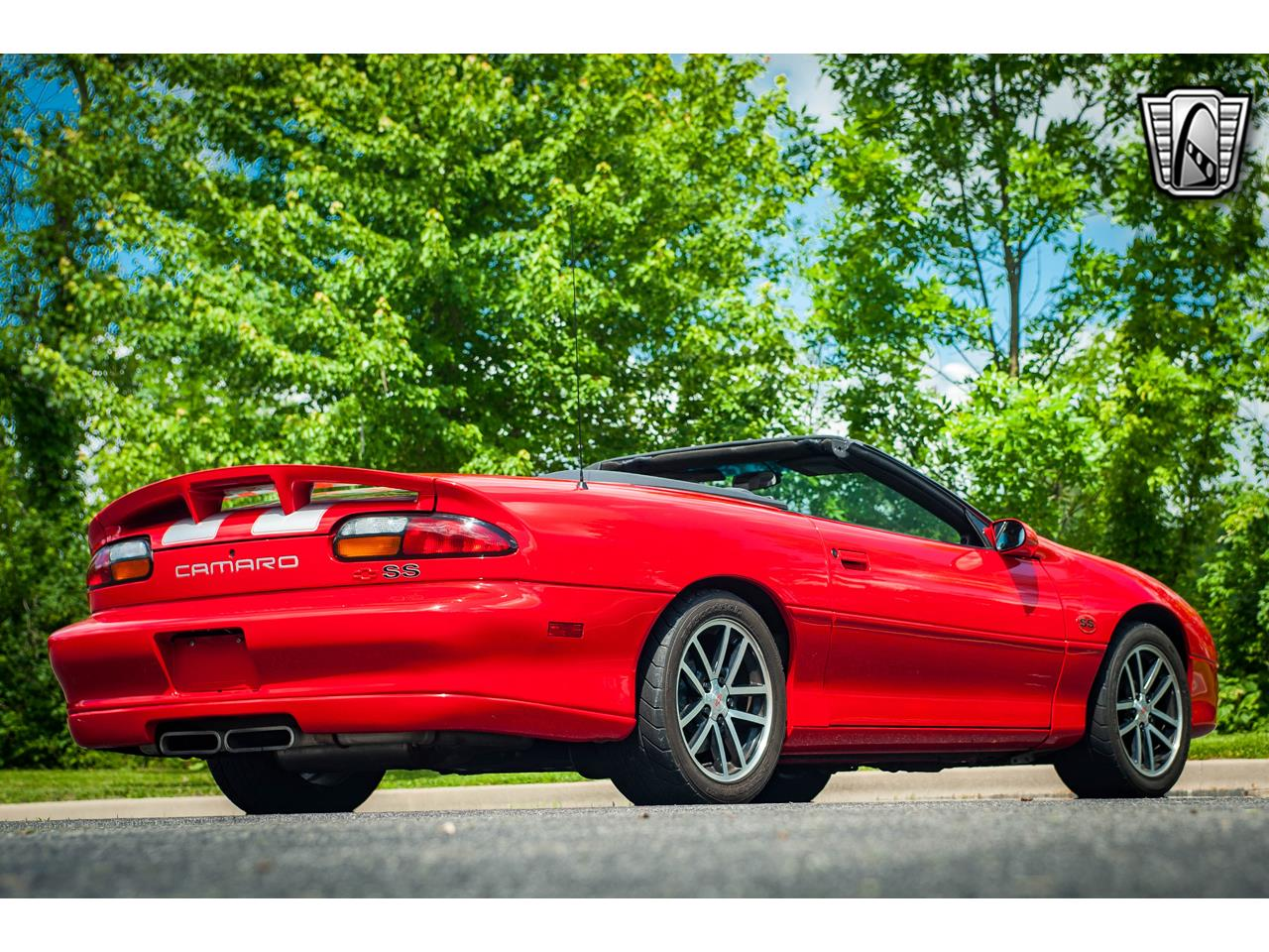 Large Picture of 2002 Camaro located in Illinois - $33,500.00 - QB9Z
