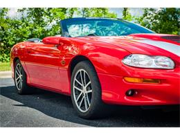 Picture of '02 Chevrolet Camaro located in O'Fallon Illinois - $33,500.00 - QB9Z
