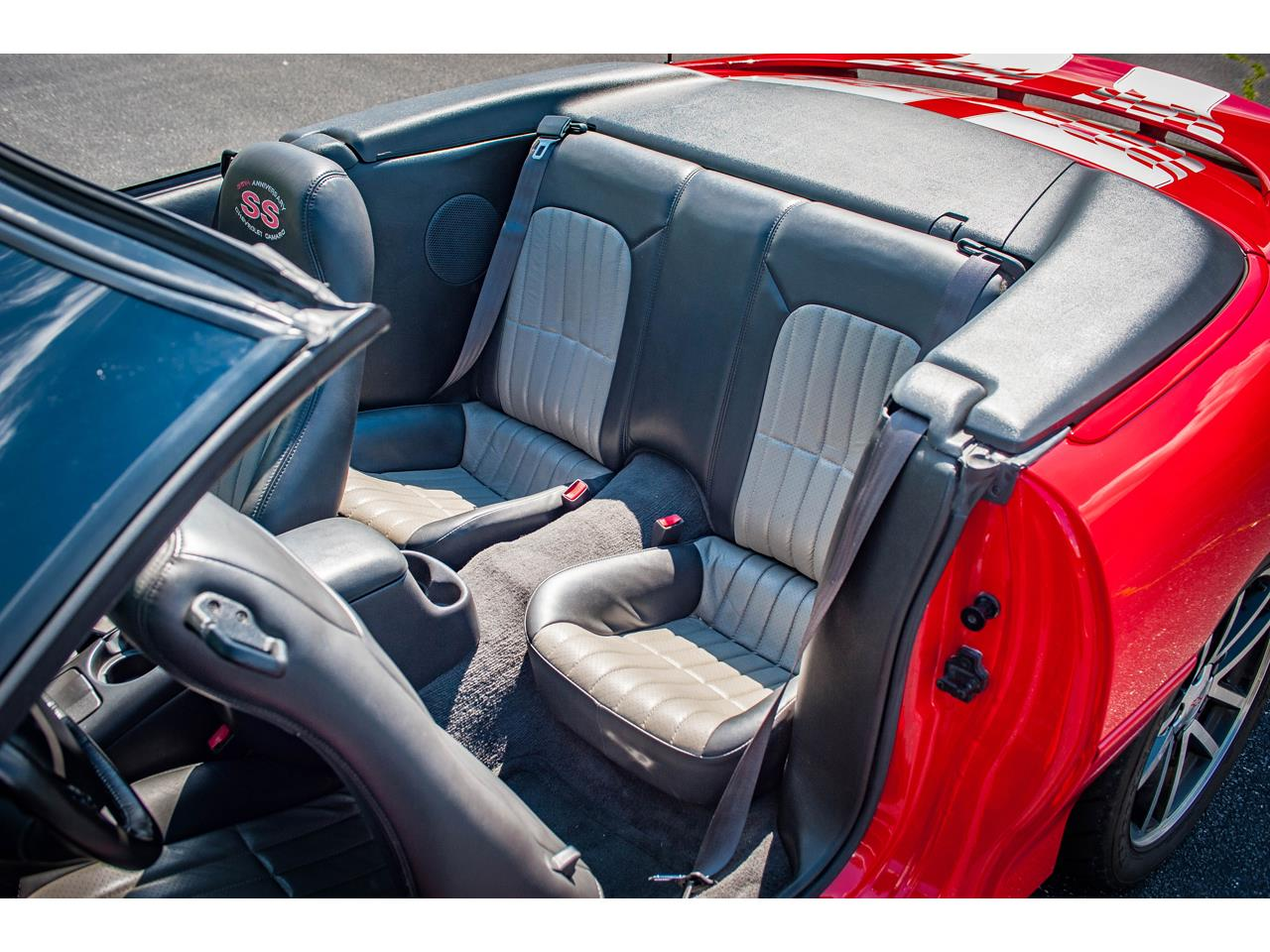 Large Picture of '02 Chevrolet Camaro - QB9Z