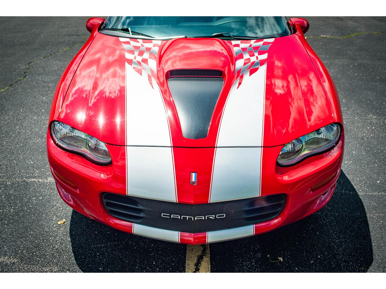 Large Picture of '02 Camaro Offered by Gateway Classic Cars - St. Louis - QB9Z