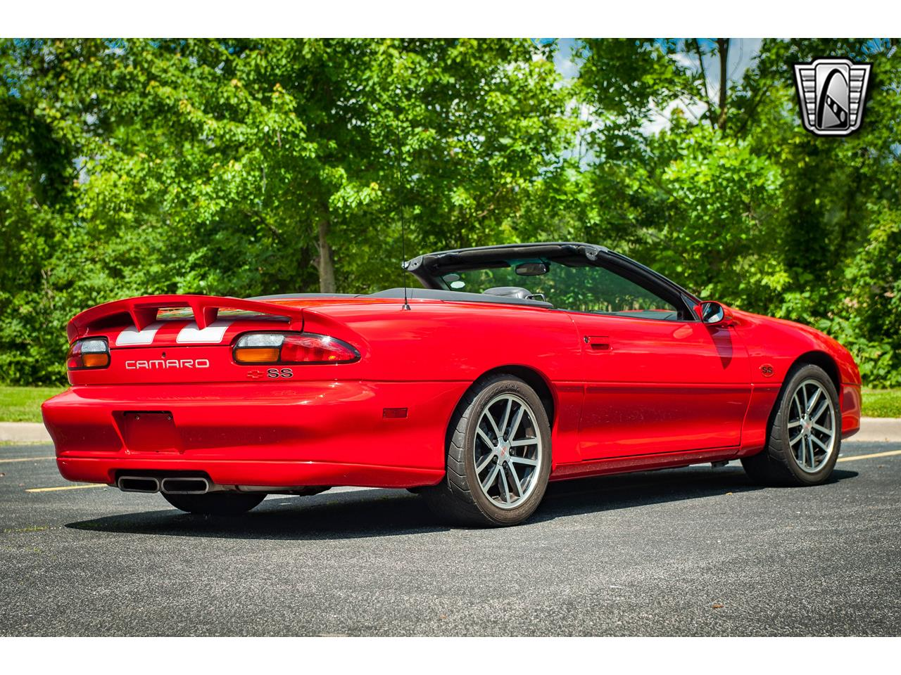 Large Picture of '02 Camaro - $33,500.00 - QB9Z