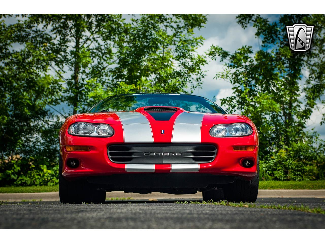 Large Picture of 2002 Chevrolet Camaro located in O'Fallon Illinois Offered by Gateway Classic Cars - St. Louis - QB9Z
