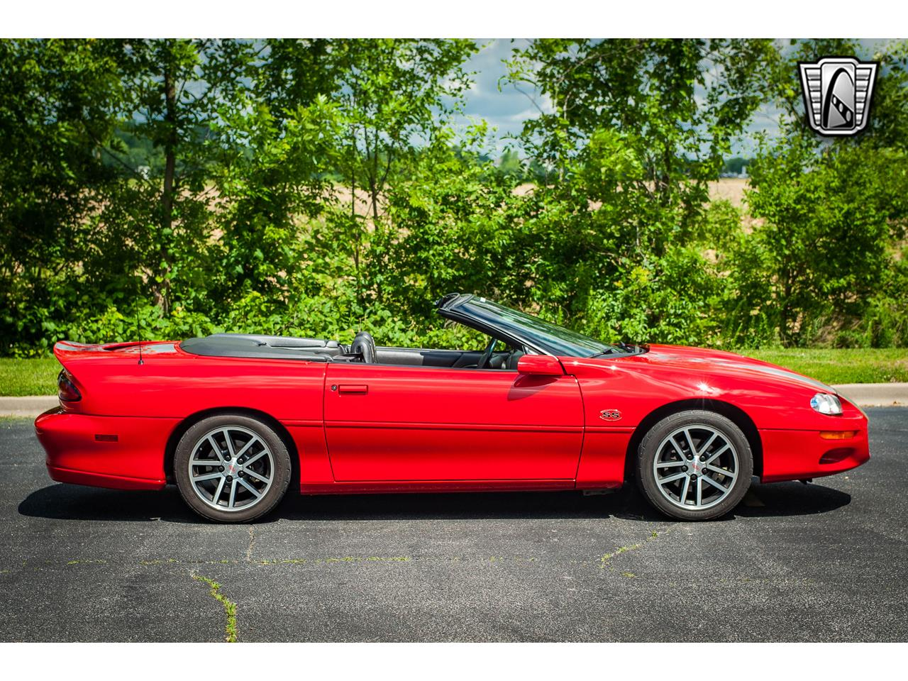 Large Picture of '02 Camaro located in O'Fallon Illinois - $33,500.00 Offered by Gateway Classic Cars - St. Louis - QB9Z