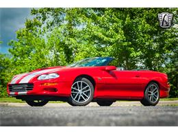 Picture of '02 Camaro located in O'Fallon Illinois Offered by Gateway Classic Cars - St. Louis - QB9Z