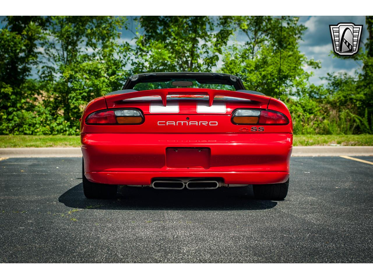 Large Picture of '02 Chevrolet Camaro Offered by Gateway Classic Cars - St. Louis - QB9Z