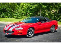 Picture of '02 Camaro located in Illinois - $33,500.00 Offered by Gateway Classic Cars - St. Louis - QB9Z