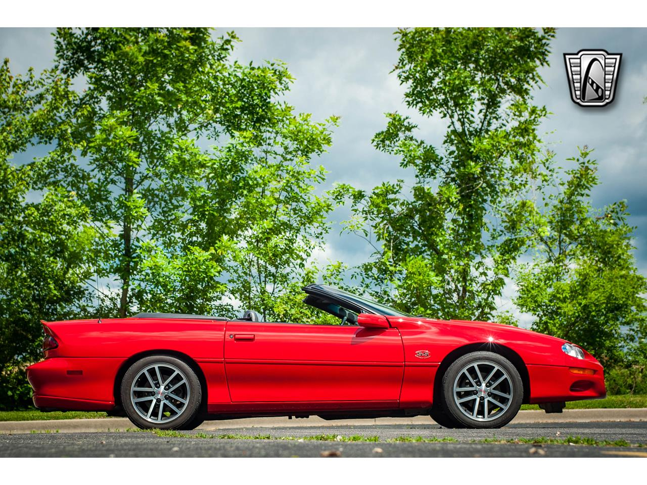 Large Picture of 2002 Chevrolet Camaro located in Illinois Offered by Gateway Classic Cars - St. Louis - QB9Z