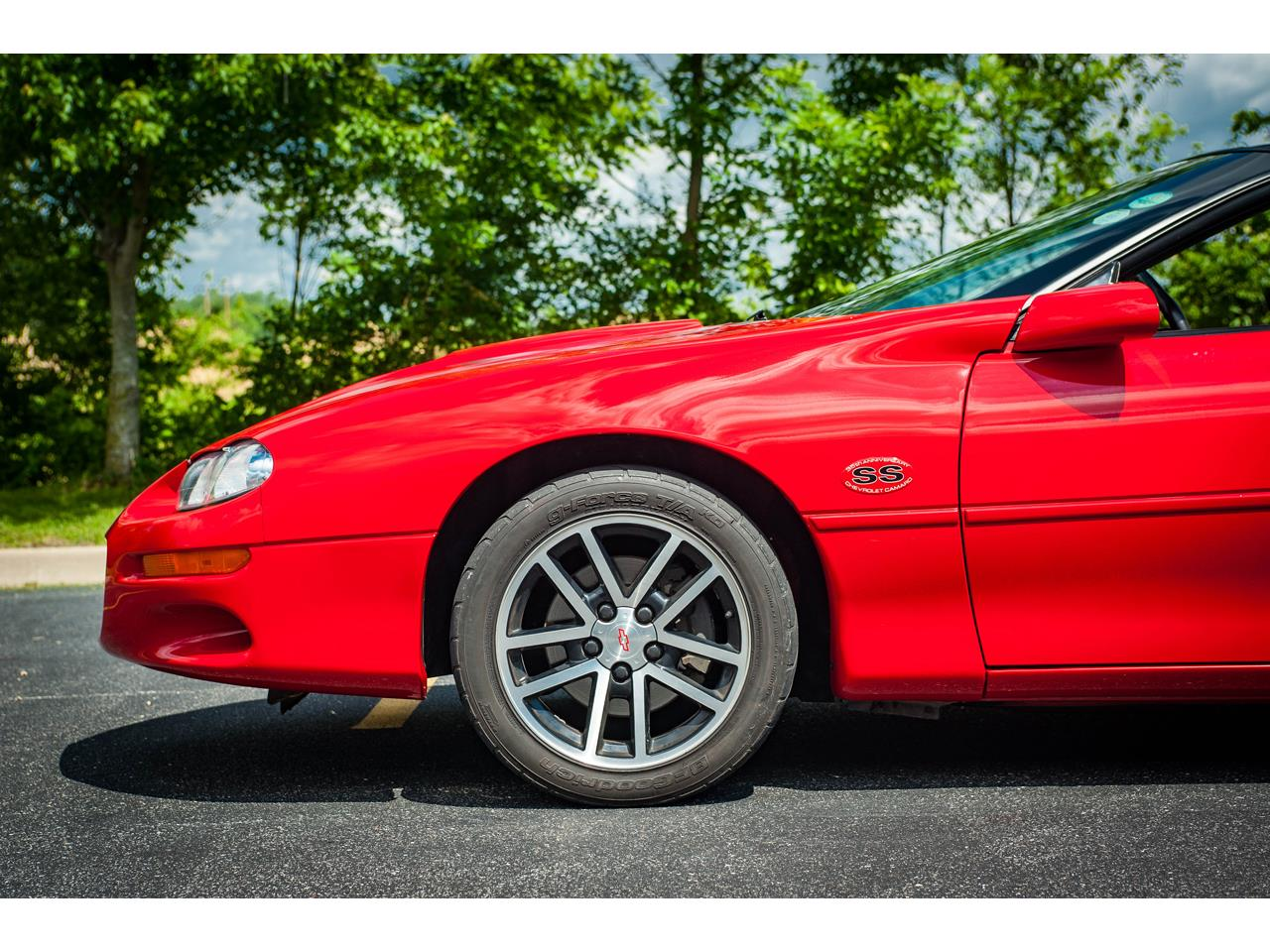 Large Picture of '02 Camaro located in Illinois - $33,500.00 Offered by Gateway Classic Cars - St. Louis - QB9Z