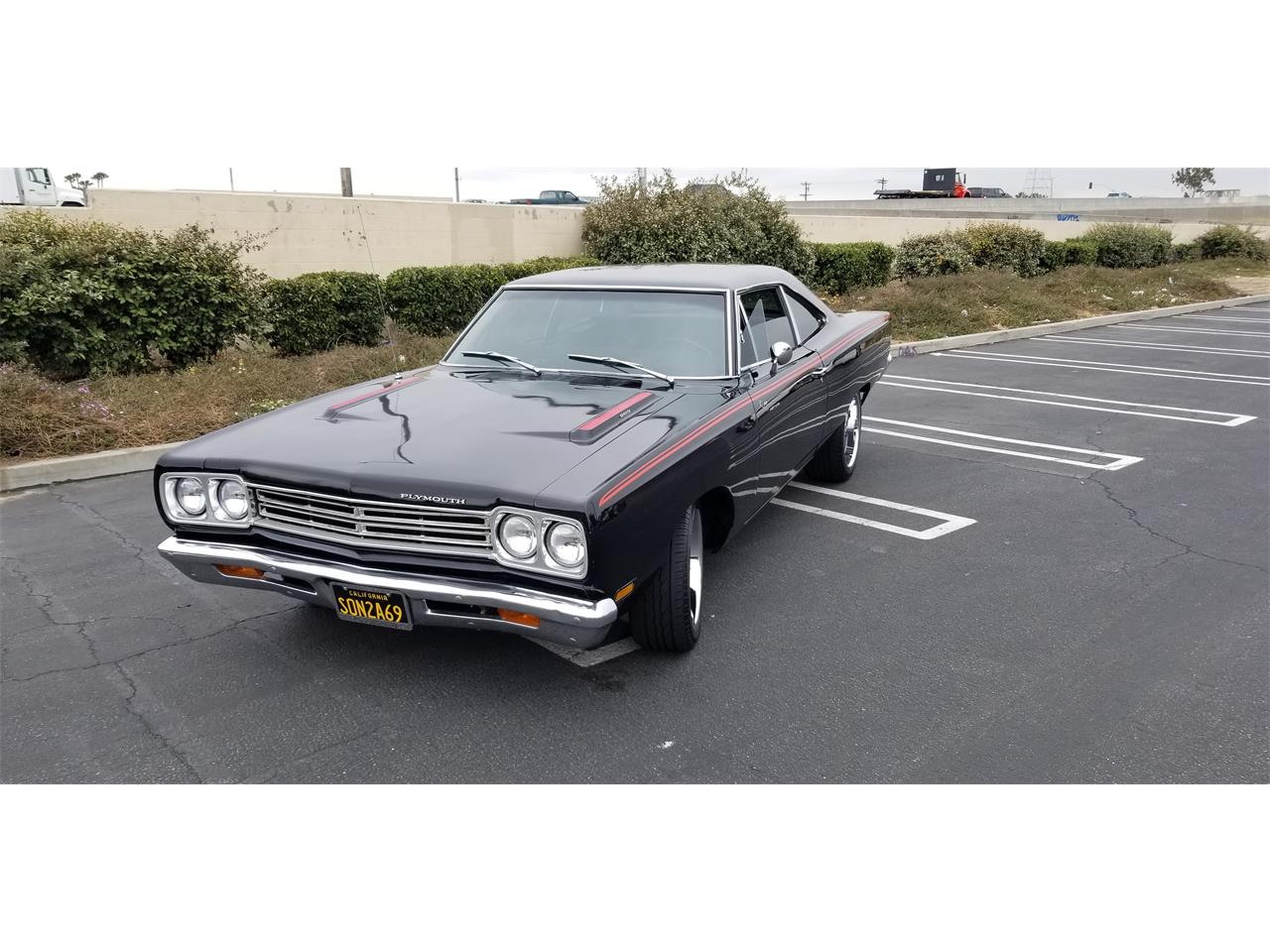 Large Picture of Classic 1969 Road Runner located in Gardena California - QBA1