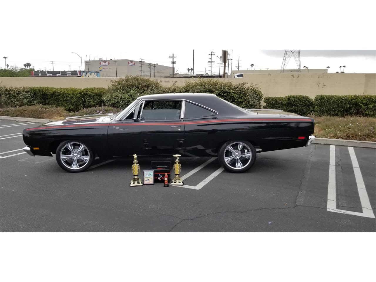 Large Picture of 1969 Road Runner located in Gardena California - $35,000.00 - QBA1