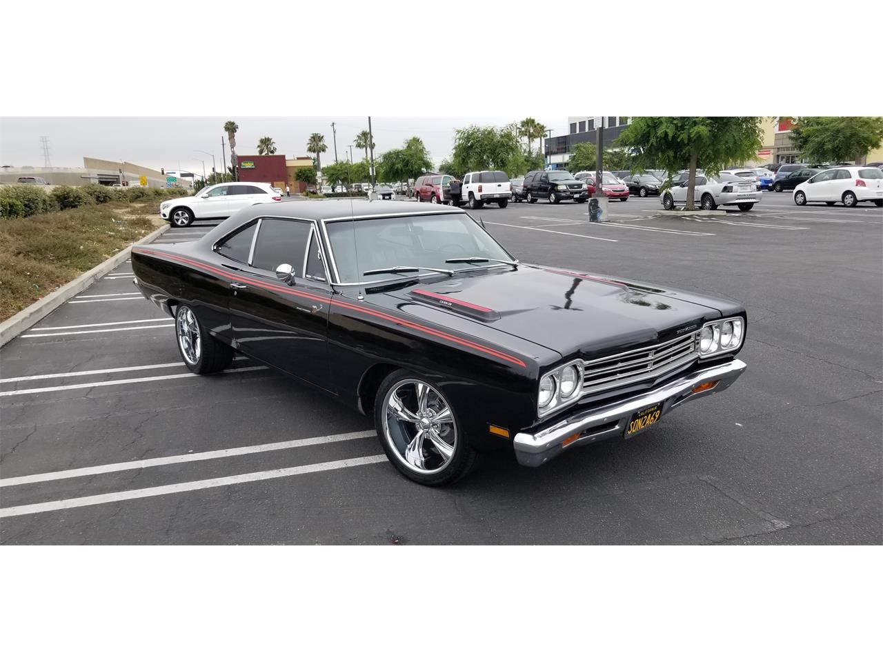 Large Picture of Classic '69 Road Runner located in California - $35,000.00 Offered by a Private Seller - QBA1