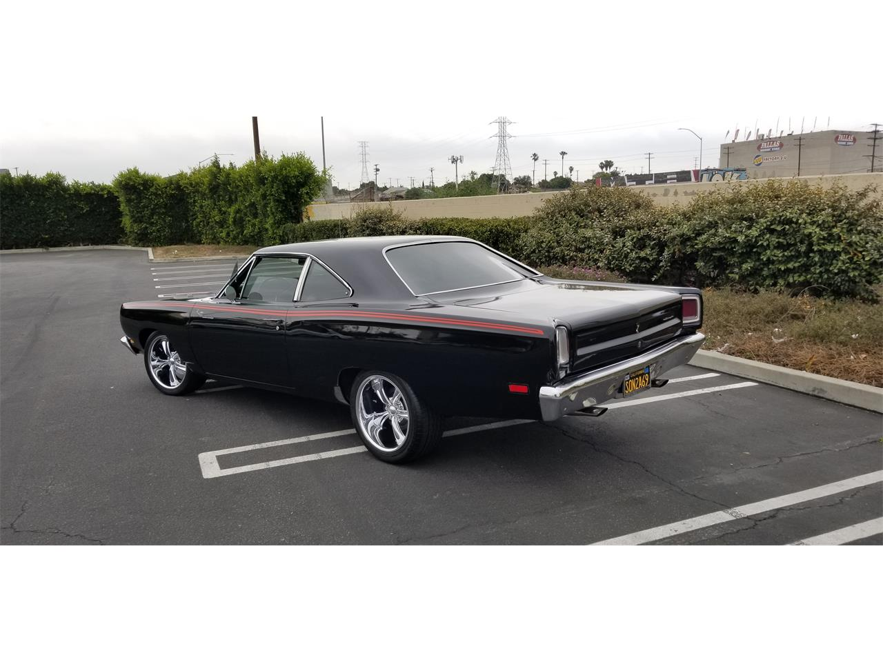 Large Picture of 1969 Plymouth Road Runner located in Gardena California - $35,000.00 Offered by a Private Seller - QBA1