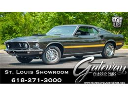 Picture of '69 Ford Mustang located in Illinois - $97,500.00 Offered by Gateway Classic Cars - St. Louis - QBA2