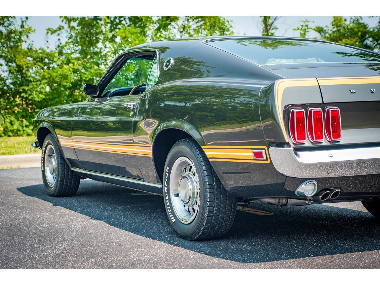 Large Picture of 1969 Ford Mustang located in Illinois - $97,500.00 - QBA2