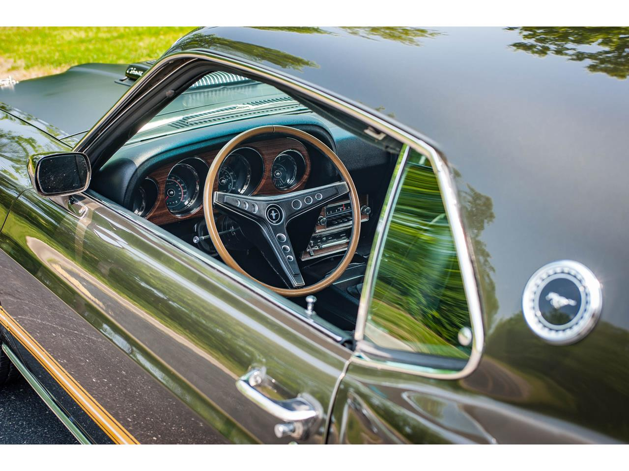 Large Picture of Classic '69 Mustang Offered by Gateway Classic Cars - St. Louis - QBA2