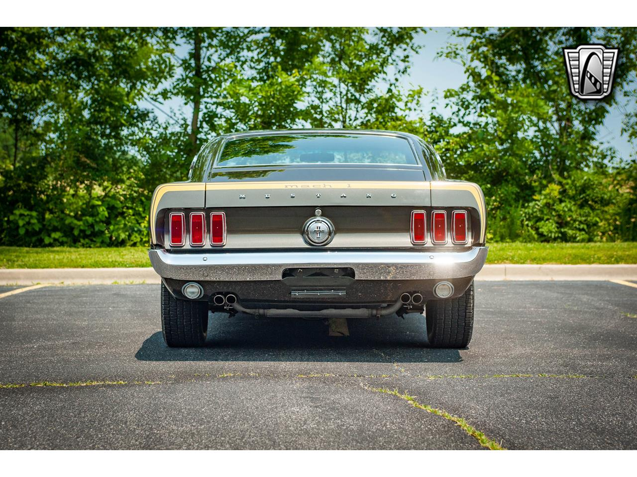Large Picture of 1969 Mustang located in O'Fallon Illinois - $97,500.00 Offered by Gateway Classic Cars - St. Louis - QBA2