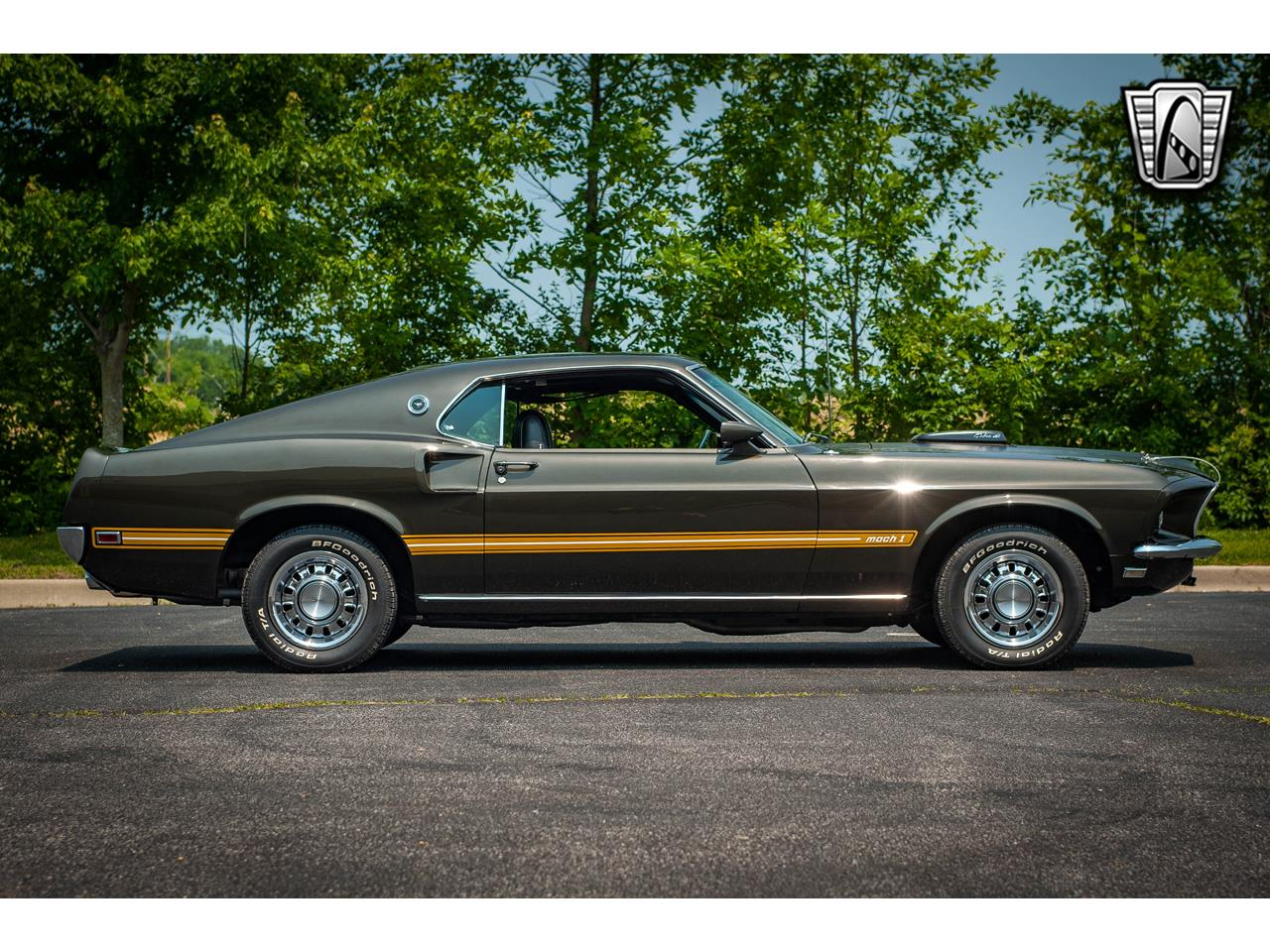 Large Picture of '69 Ford Mustang located in Illinois - QBA2