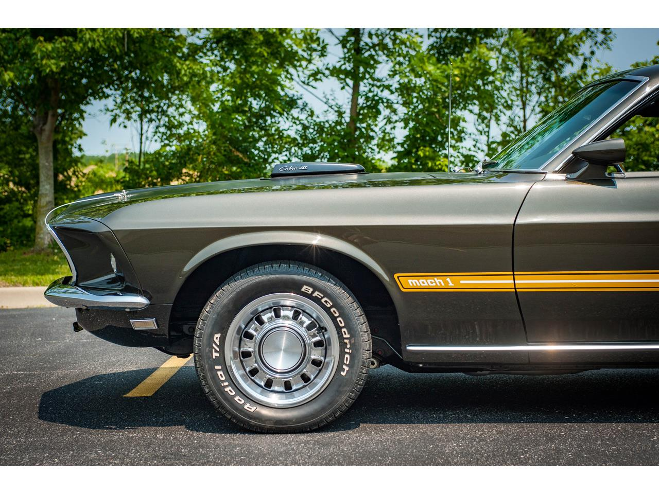 Large Picture of Classic 1969 Ford Mustang located in O'Fallon Illinois Offered by Gateway Classic Cars - St. Louis - QBA2