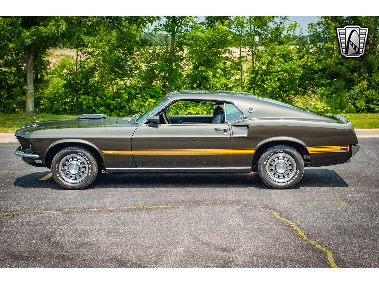 Large Picture of '69 Ford Mustang located in Illinois - $97,500.00 - QBA2