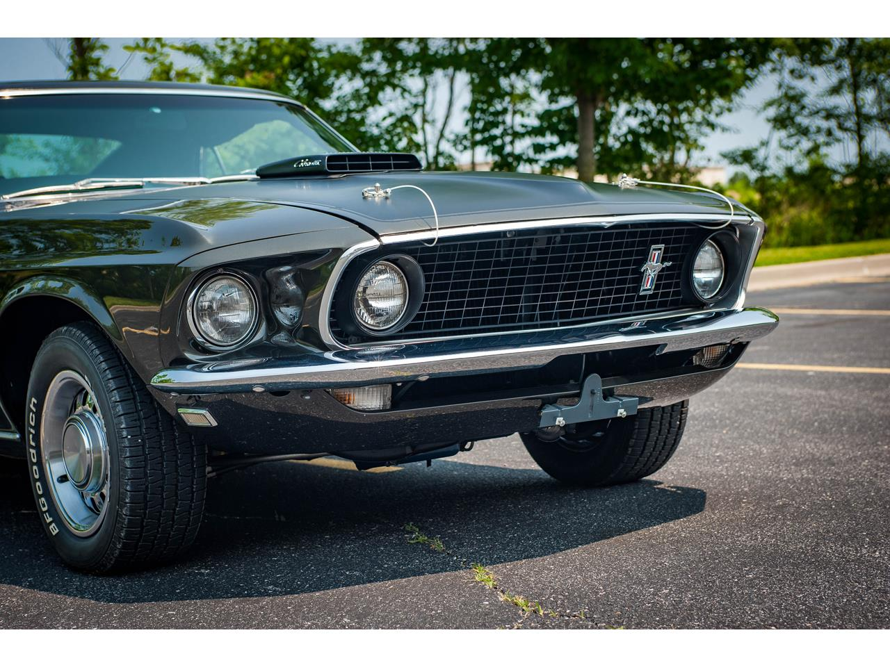 Large Picture of 1969 Mustang - QBA2