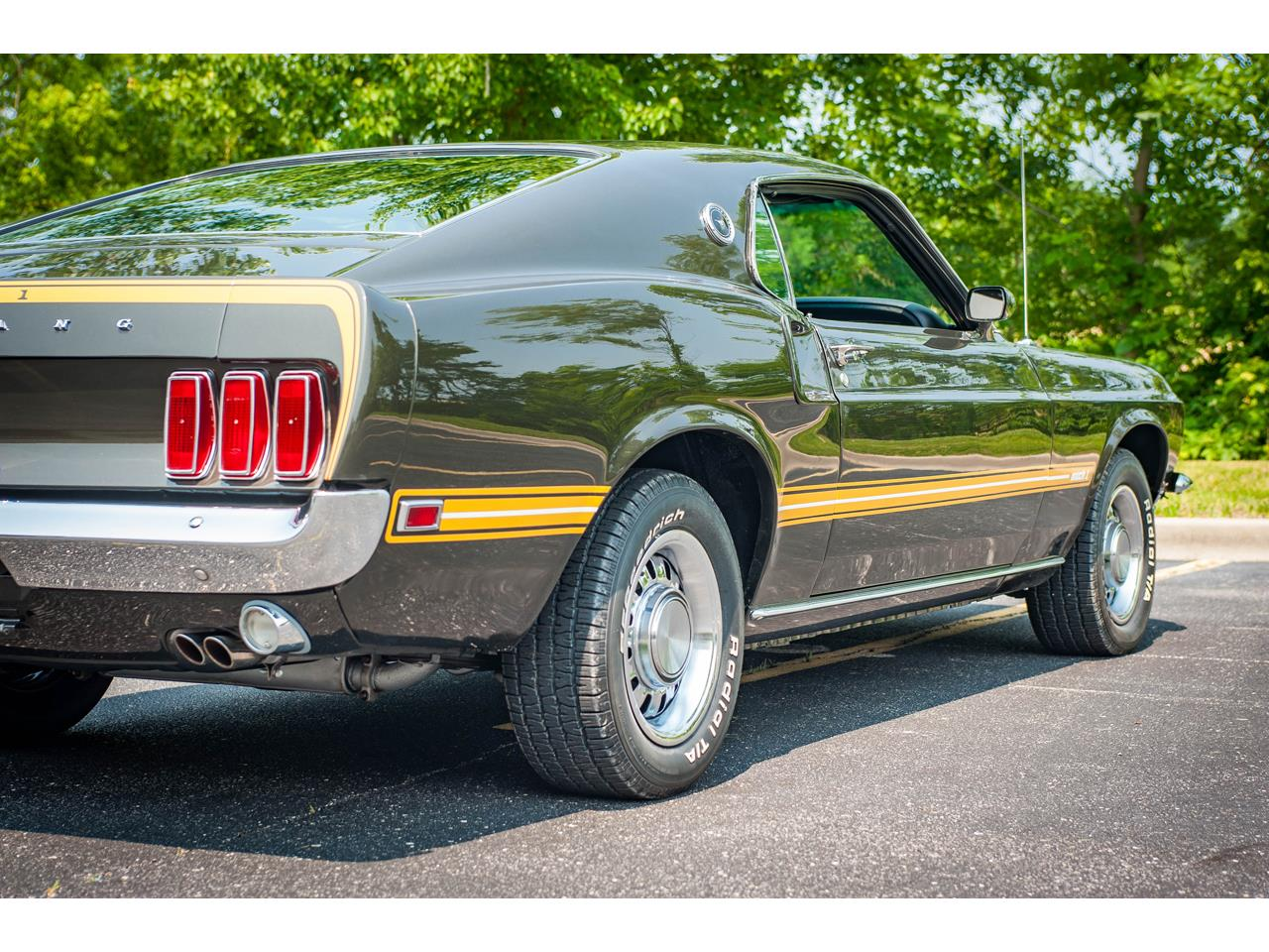 Large Picture of Classic 1969 Ford Mustang located in Illinois Offered by Gateway Classic Cars - St. Louis - QBA2