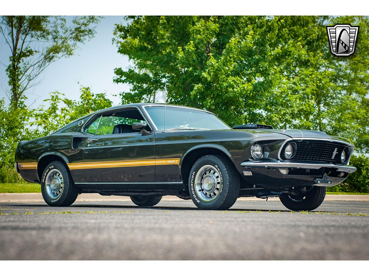 Large Picture of Classic '69 Ford Mustang located in Illinois Offered by Gateway Classic Cars - St. Louis - QBA2