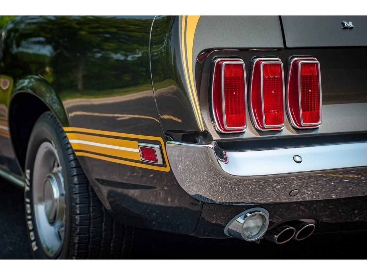 Large Picture of Classic 1969 Mustang located in Illinois - $97,500.00 - QBA2