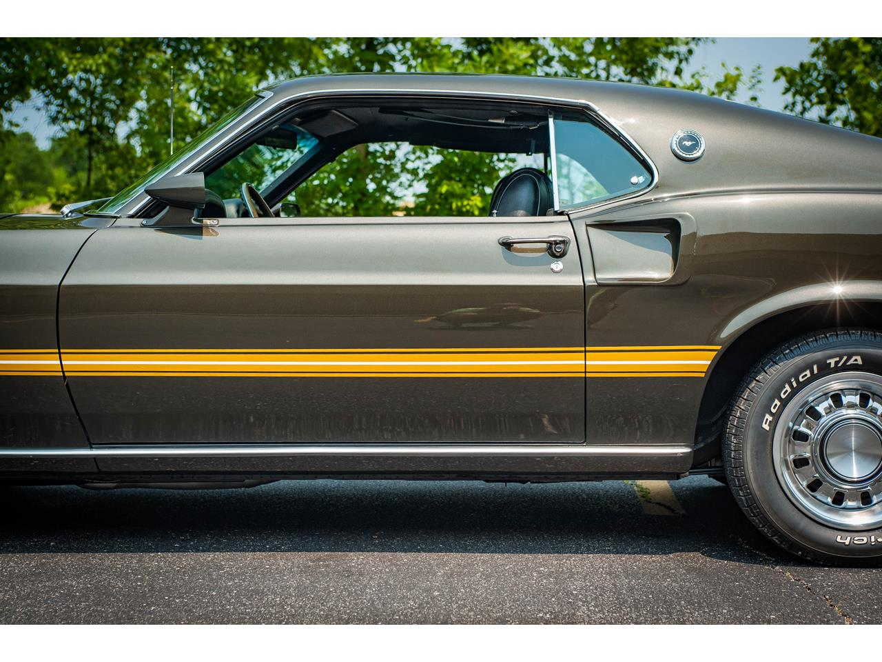 Large Picture of Classic 1969 Ford Mustang located in O'Fallon Illinois - $97,500.00 Offered by Gateway Classic Cars - St. Louis - QBA2