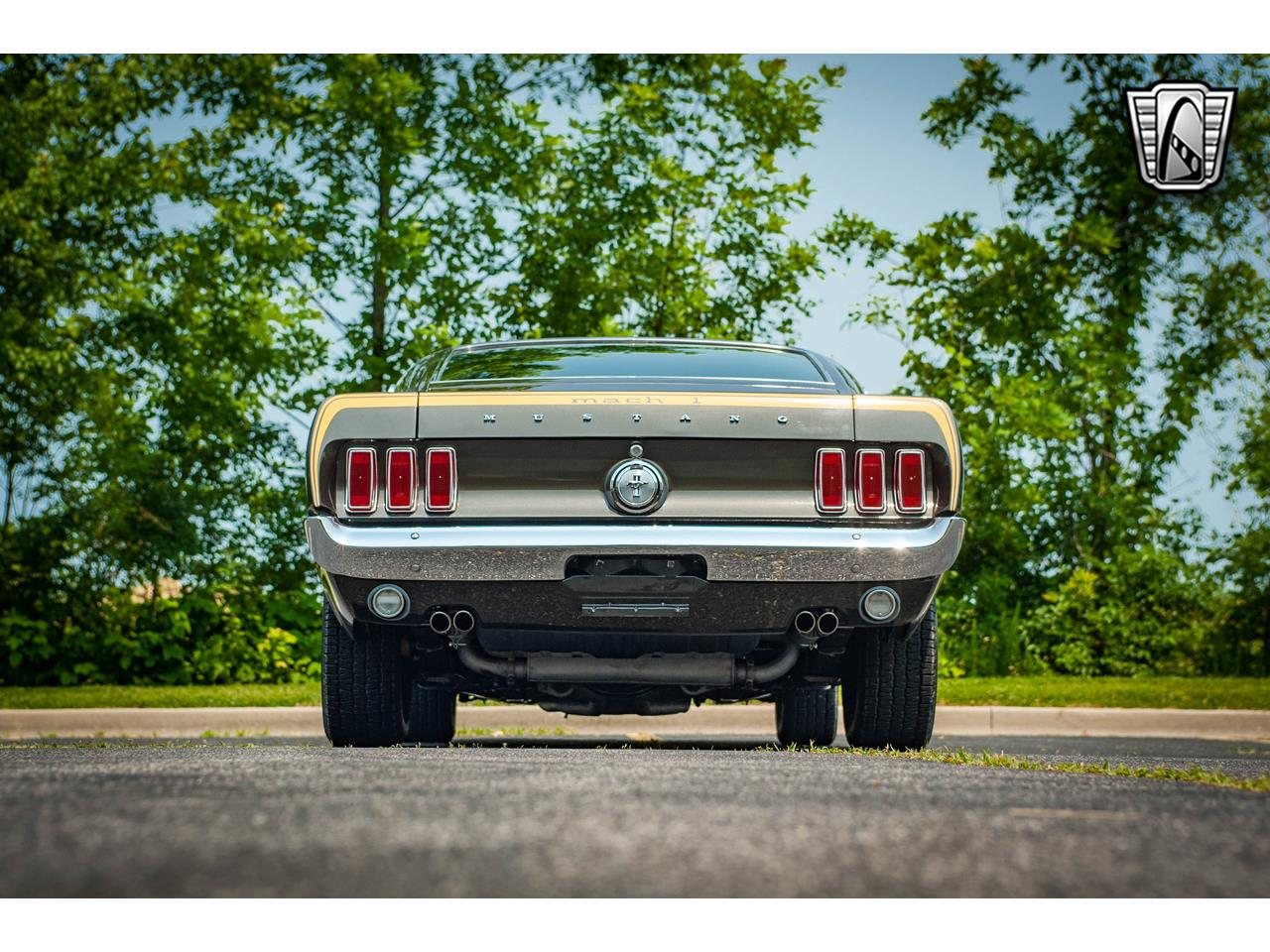 Large Picture of '69 Ford Mustang located in O'Fallon Illinois - $97,500.00 - QBA2