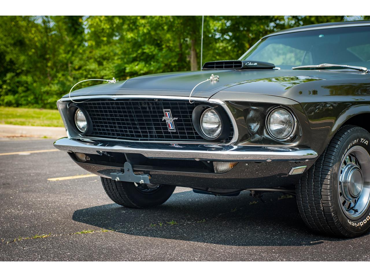 Large Picture of Classic 1969 Ford Mustang located in Illinois - QBA2