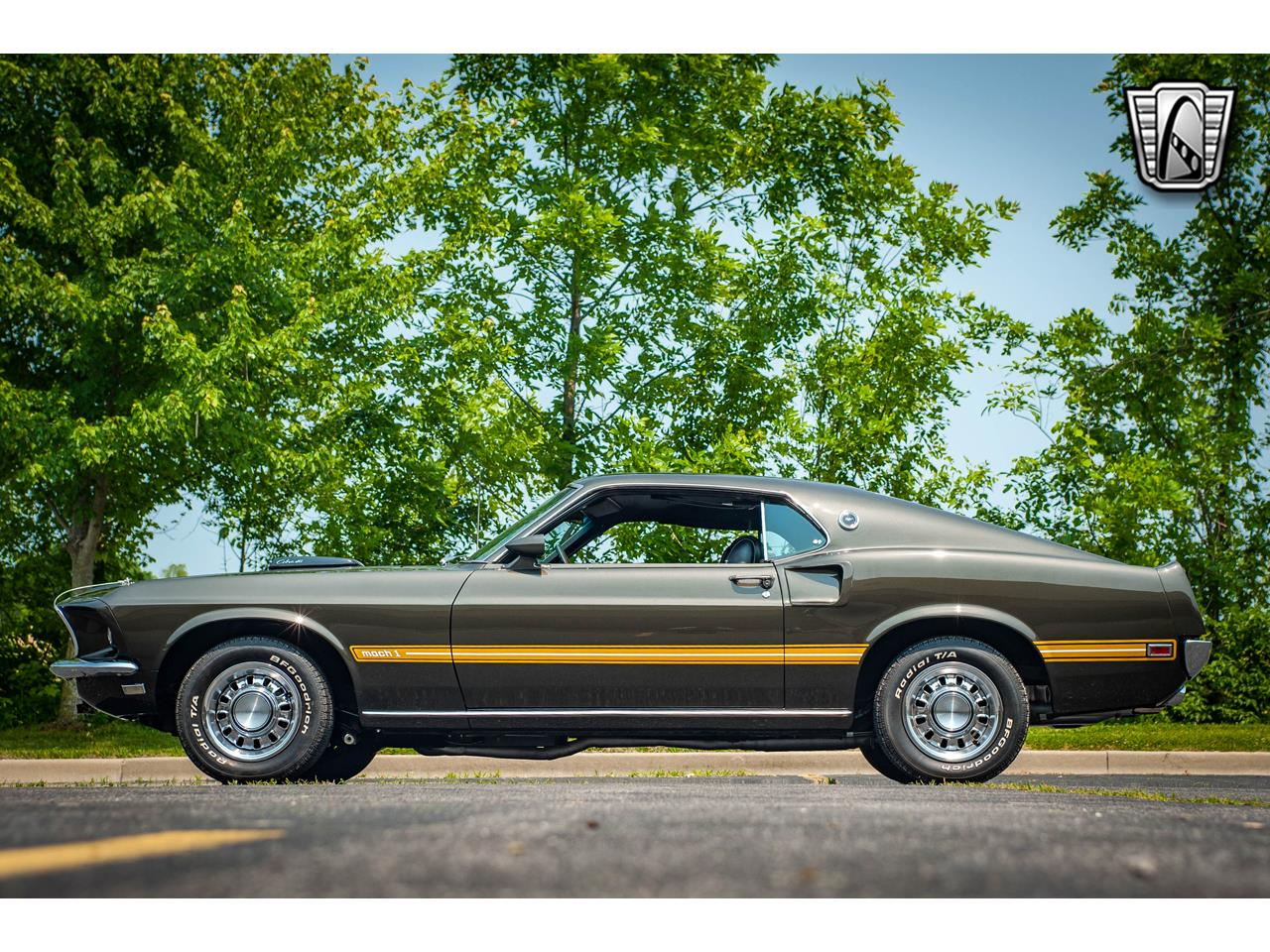 Large Picture of '69 Mustang located in O'Fallon Illinois - $97,500.00 - QBA2