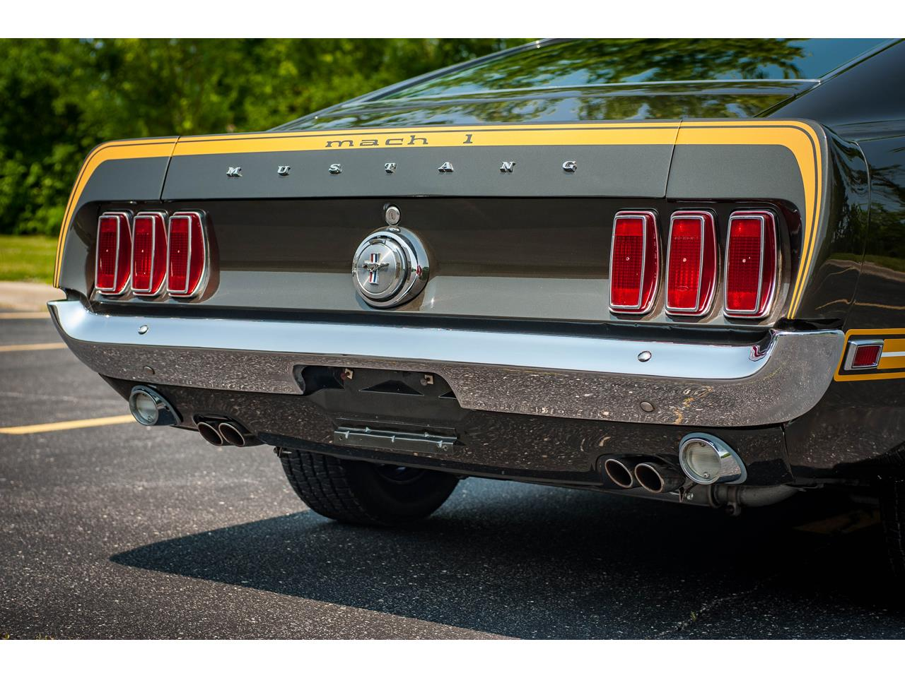 Large Picture of Classic 1969 Ford Mustang - $97,500.00 Offered by Gateway Classic Cars - St. Louis - QBA2